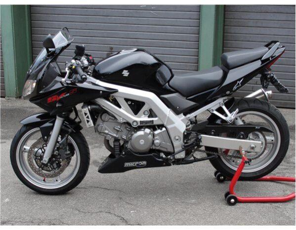 Brugt Suzuki SV 650 S 2004 full
