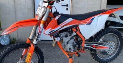 Ny KTM 620 SX N/A 2