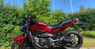 Brugt Honda NC 750 SAD N/A 1