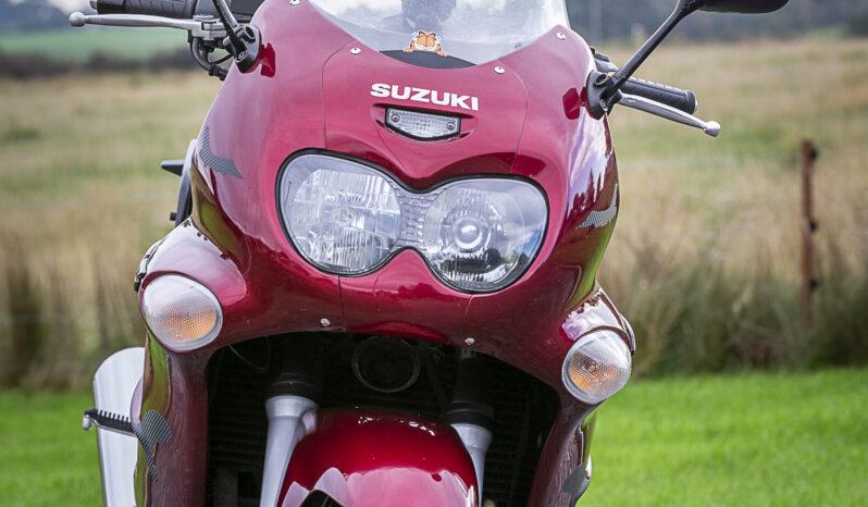 Brugt Suzuki GSX 750 F 2008 full