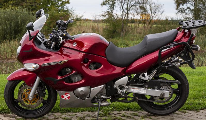 Brugt Suzuki GSX 750 F 2008 1
