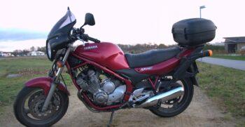 Brugt Yamaha XJ 600 Diversion 2000 8
