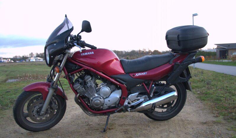 Brugt Yamaha XJ 600 Diversion 2000 1