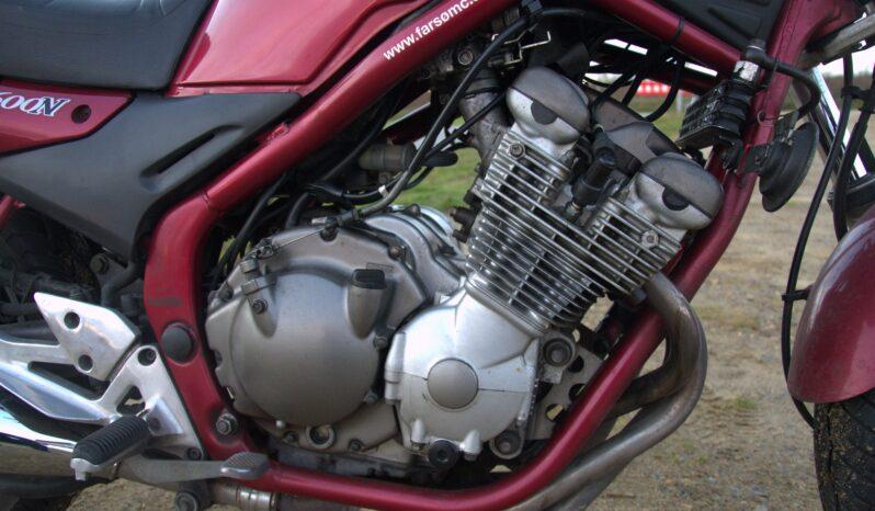 Brugt Yamaha XJ 600 Diversion 2000 full