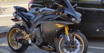 Brugt Yamaha YZF R1 2009 4