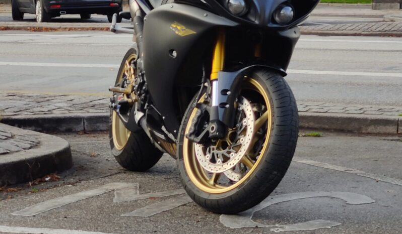 Brugt Yamaha YZF R1 2009 full