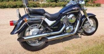 Brugt Kawasaki VN 800 Classic 2003 3