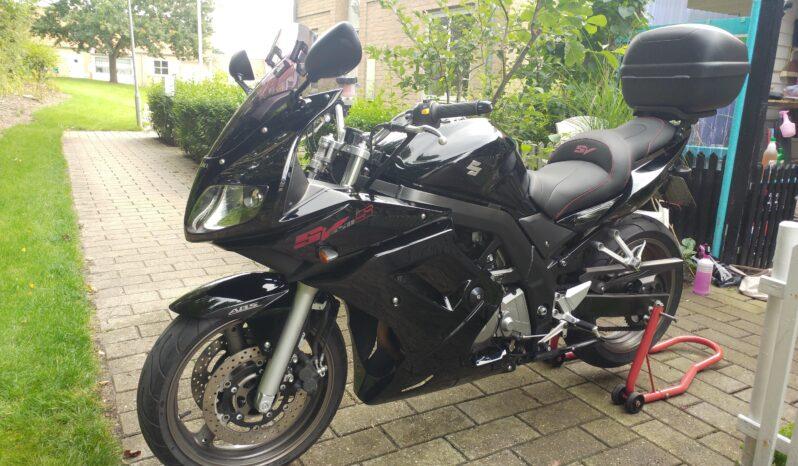 Brugt Suzuki SV 650 S 2008 1