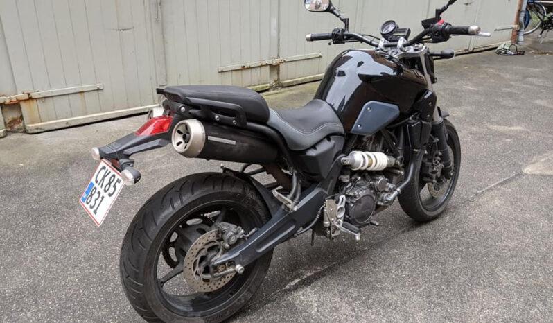 Brugt Yamaha MT-03 2010 full