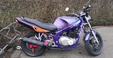 Brugt Suzuki GS 500 2003 1