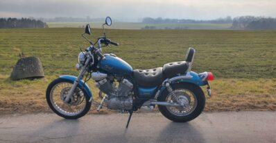 Brugt Yamaha XV 535 Virago 1997 2
