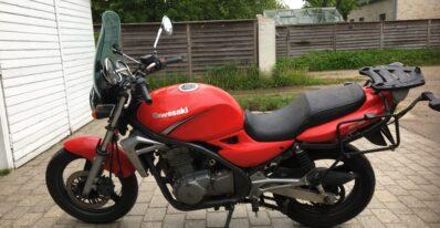 Brugt Kawasaki ER-5 2005 2