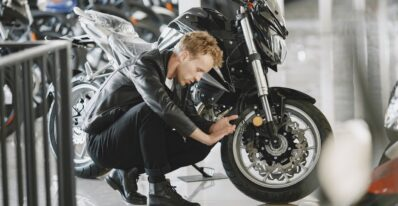 Elektrisk motorcykler