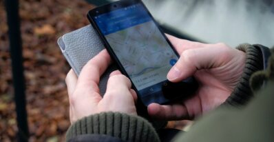 GPS til motorcykel VS. smartphone med navigation 5