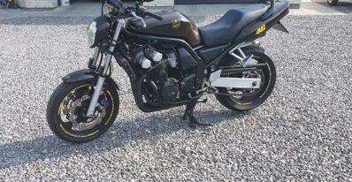 Brugt Yamaha FZS 600 Fazer 2002 1