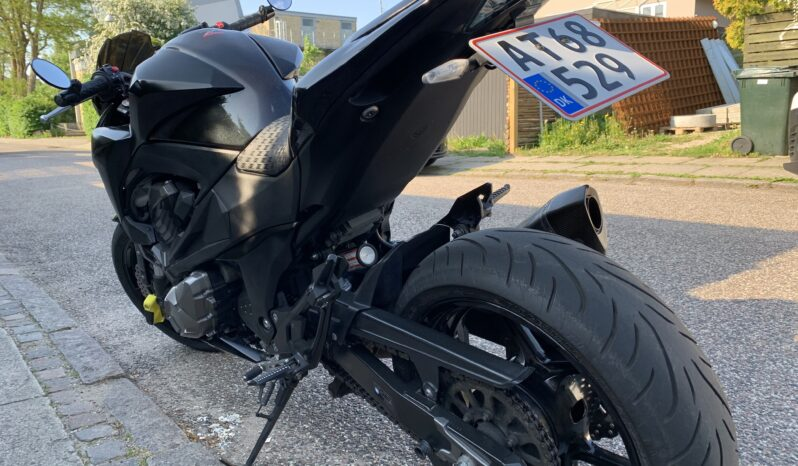 Brugt Kawasaki Z 800 2015 full