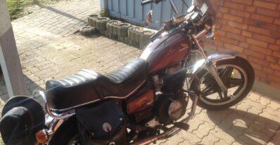Brugt Honda CM 400 Custom 1984 5