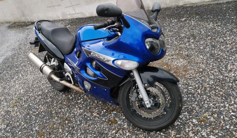 Suzuki GSX 600 F 2003 1