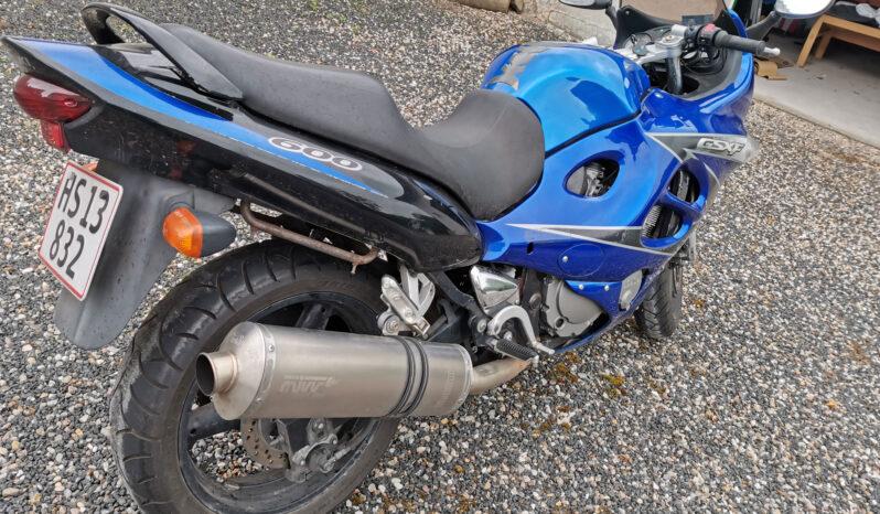 Suzuki GSX 600 F 2003 full