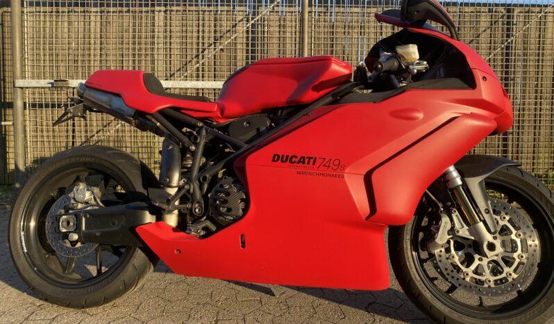 Brugt Ducati 749 Hyper Sport S 2006 1
