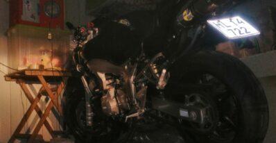 Brugt Yamaha FZ 600 2008 5