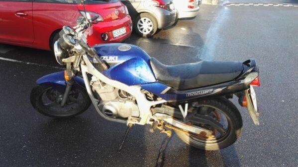 Brugt Suzuki GS 500 1998 1