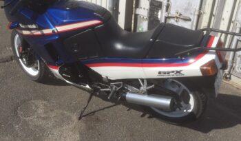 Kawasaki GPX 600 R 1991 full