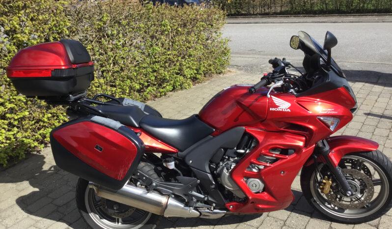 Honda CBF 600 2011 1
