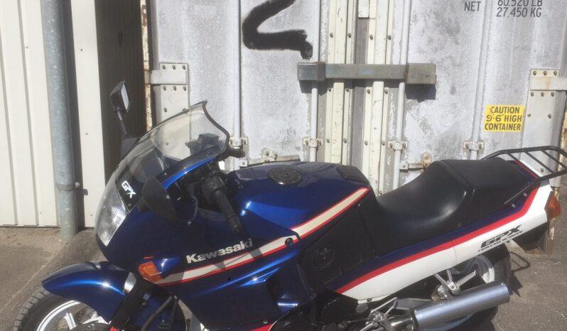 Kawasaki GPX 600 R 1991 1