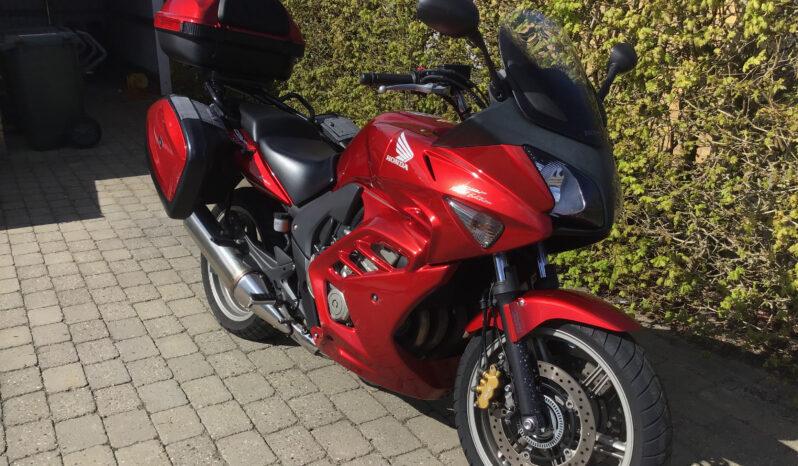 Honda CBF 600 2011 full