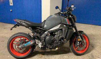 Yamaha MT-09 N/A full