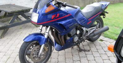 Yamaha FJ 1200 1990 5