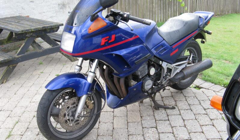 Yamaha FJ 1200 1990 1