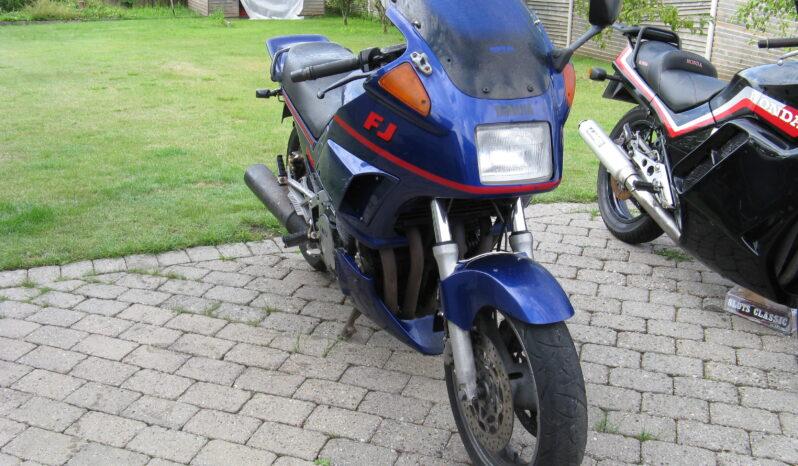 Yamaha FJ 1200 1990 full