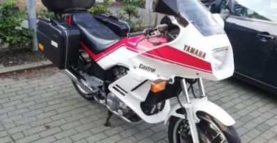 Yamaha XZ 550 1982 3