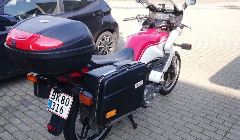 Yamaha XZ 550 1982 full