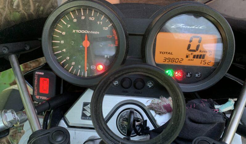 Brugt Suzuki GSF 650 Bandit 2007 full