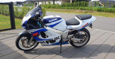 Suzuki GSXR 600 1999 2